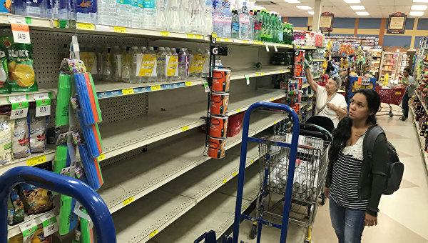 В США готовятся к урагану. Архивное фото