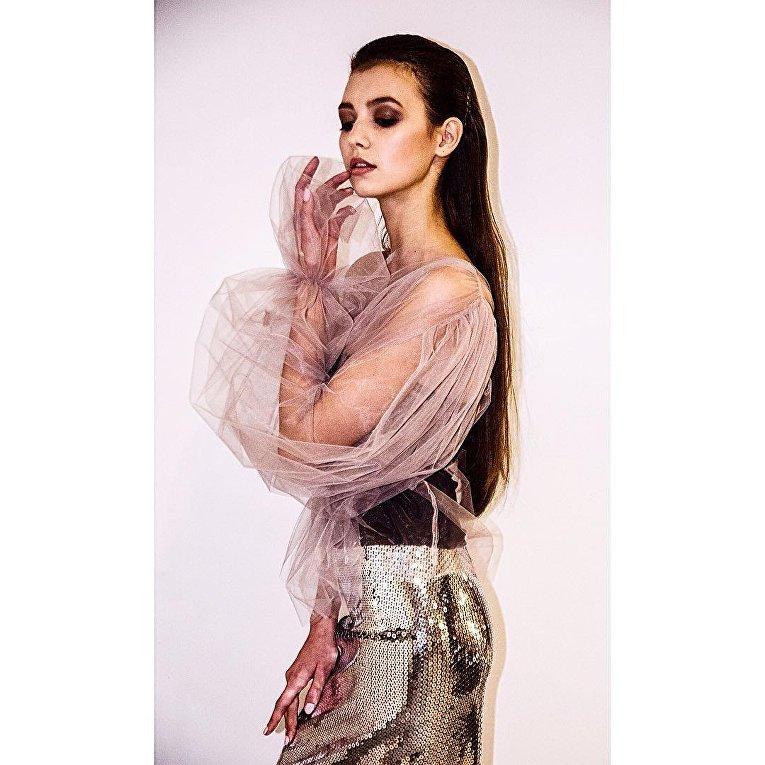 Мисс Украина-2017 - Полина Ткач