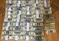 Общак вора в законе на миллион долларов, изъятый в Одессе, 7 сентября 2017