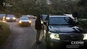 Порошенко провел неформальную встречу со своей фракцией в резиденции Залесье