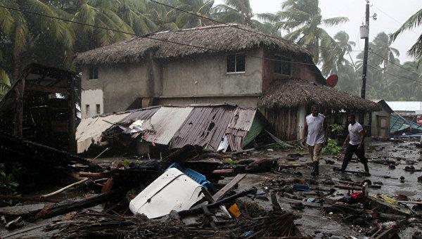 Ущерб от урагана «Ирма» на территориях Франции составит 1,2 млрд евро