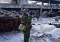 Француженка Кристель Неан в Донбассе