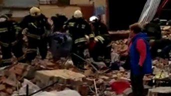 Обрушение кинотеатра в Балашихе