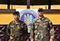 Военные Молдавии прибыли в  Украину