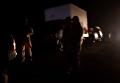Задержание под Киевом автоколонны, ехавшей встречать Саакашвили