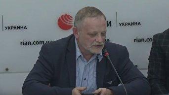 Золотарев: закон о реинтеграции Донбасса — сценарий замораживания конфликта. Видео