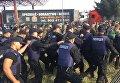 Стычка на границе в ожидании Саакашвили