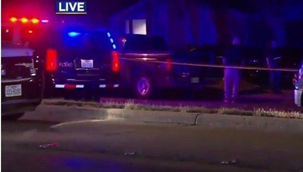 В Техасе произошла стрельба: восемь погибших