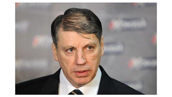 Бывший главный тренер сборной Украины Хоменко возглавил новокузнецкийХК «Металлург»