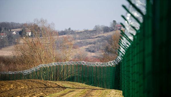 Граница Словения-Хорватия в Европейском союзе