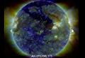 Вспышка на Солнце, сентябрь 2017