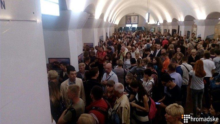 Ситуация в киевском метро, 11 сентября 2017