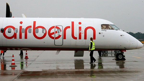 Самолет компании Air Berlin