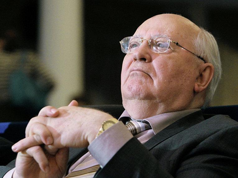 85 лет горбачев фото с юбилея
