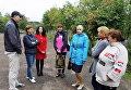 Родители учеников школы 1-2 уровня села Корчак
