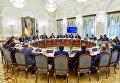 Заседание Национального совета реформ