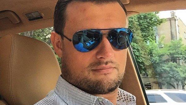 Алексей Кошель, бывший муж пострадавшей во взрыве авто девушки