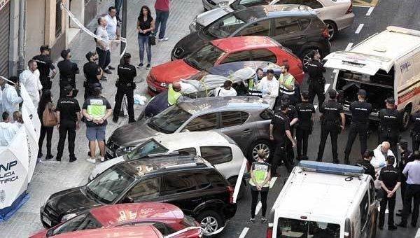 В Испании в результате нападения с ножом погиб полицейский