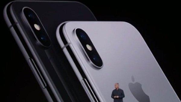 Apple представила новый iPhone X