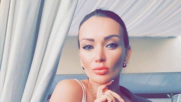 Наталья Целовальникова, пострадавшая при взрыва автомобиля в центре Киева