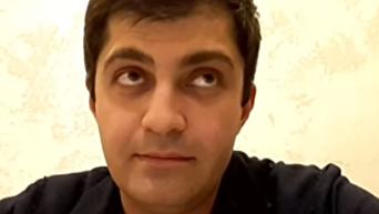 Сакварелидзе - Шкиряк в эфире. Видео