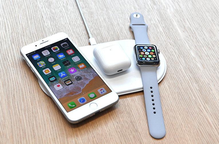 Новая продукция Apple