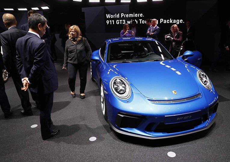 Франкфуртский автосалон Frankfurt Motor Show
