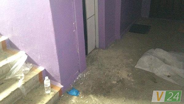 ВЛуцке девушку «зажало» между кабиной ишахтой лифта, она погибла