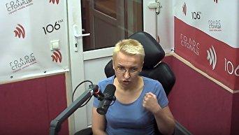 Cопредседатель общественной организации Батьки SOS Елена Бондаренко