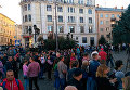 Встреча Саакашвили и мероприятия в Черновцах.