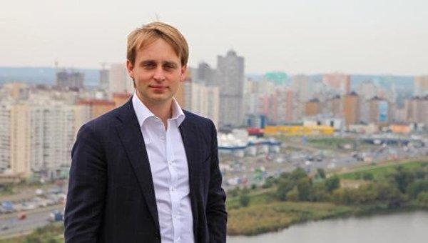 Депутат Киевсовета Сергей Крымчак