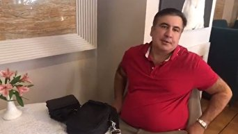 Саакашвили обратился к Порошенко