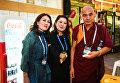 Торжественный прием по случаю открытия 14-й ежегодной Встречи YES