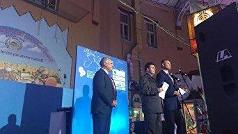 Открытие 14-й ежегодной Встречи YES в Киеве