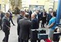 Президент Петр Порошенко прибыл на форум YES