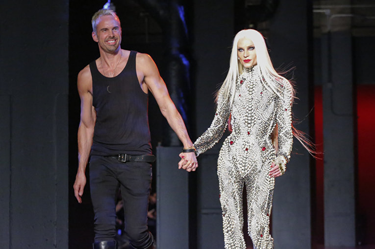 Fashion Week in New York /