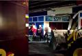 Демонтаж киосков в Киеве: владельцы взяли в руки оружие. Видео