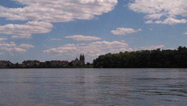 Река Дунай. Архивное фото