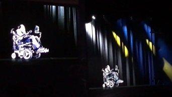 Стивен Хокинг на конференции YES-2017 в Киеве. Видео