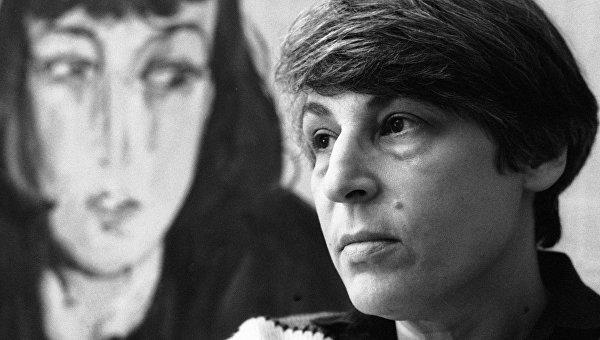Советская поэтесса и переводчица с немецкого Юнна Мориц