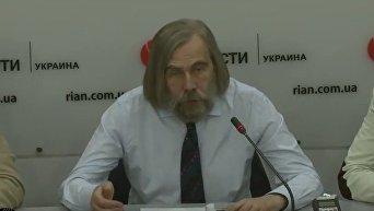 Погребинский о реакции ЕС и США на украинский закон об образовании. Видео