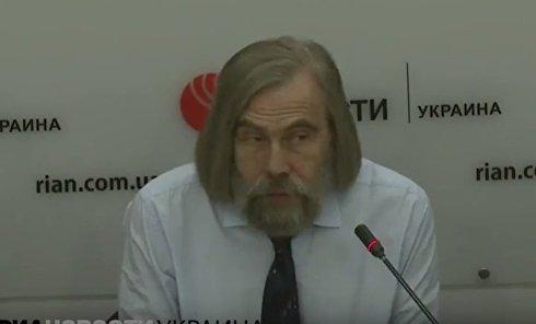 Погребинский: выведение русского языка — это отказ от реинтеграции Донбасса. Видео