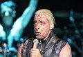 Солист немецкой группы Rammstein Тиль Линдеманн