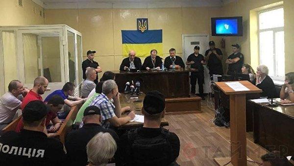 Суд в Одесской области оглашает приговор по делу о трагедии 2 мая
