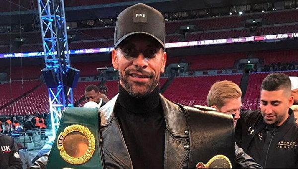 Прошлый защитник «МЮ» Фердинанд хочет стать профессиональным боксером