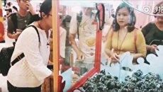 В Китае появились крабовые автоматы
