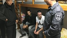 В Умани задержали хасидов-наркокурьеров