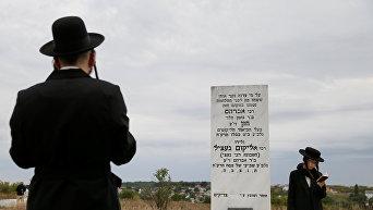 Более 21 тысячи паломников-хасидов прибыли в Умань на празднование иудейского Нового года.