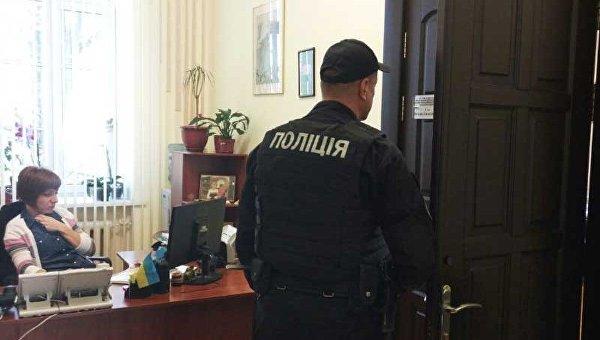 Обыски в Полтавском горсовете 20 сентября