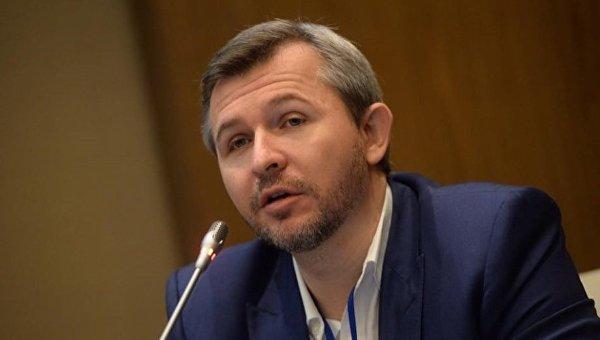 Директор экономических программ Украинского института Будущего Анатолий Амелин